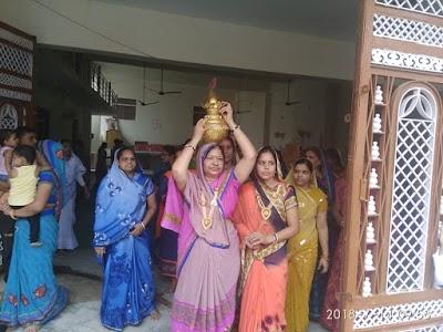 बामौर कलाँ में आचार्य श्री विद्यासागर पाठशाला का वार्षिक महोत्सव सानंद सम्पन्न