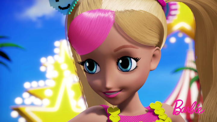 Image result for Barbie Video Game Hero