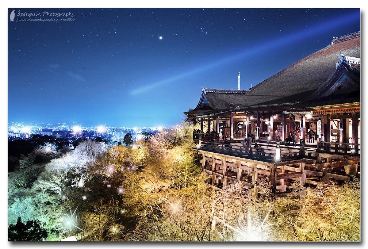 日本 清水寺 [K5 + PhotoShop]