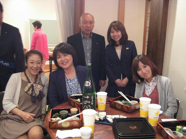 春の家族会15