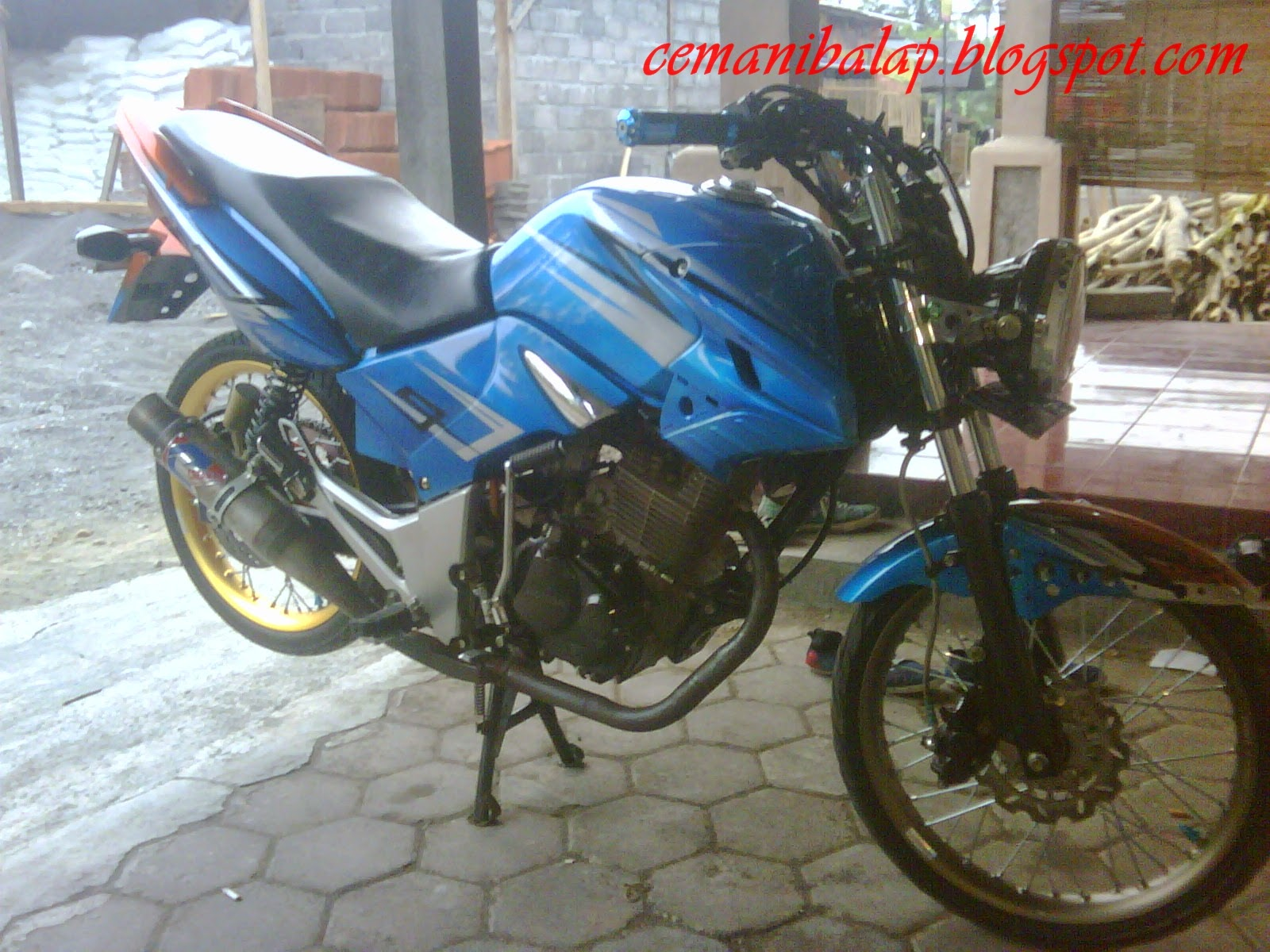 Tiger Revo Modifikasi Ceper