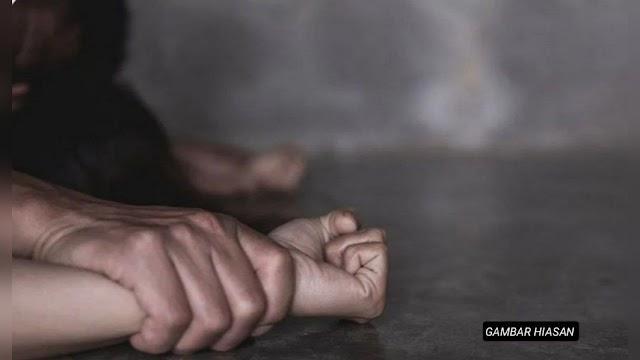 Bapa rogol, seks luar tabii terhadap anak kandungnya sendiri.. Bekas tentera meringkuk dalam penjara 24 tahun
