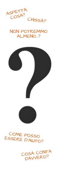 Le 5 domande segnalibro