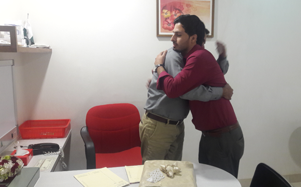 Prof. Dr. Ajeet Kumar at medicare hospital