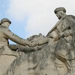 Monument de l'amitié franco-marocaine (détail)