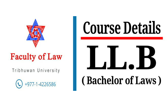 Course Details: LL.B(Bachelor of Laws-TU)