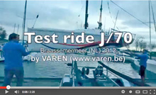 J/70 Varen sailing magazine test