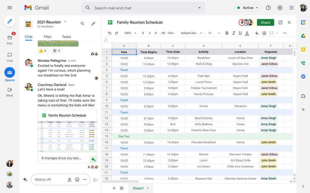 Google Workspace (ex G Suite) da oggi gratis per tutti