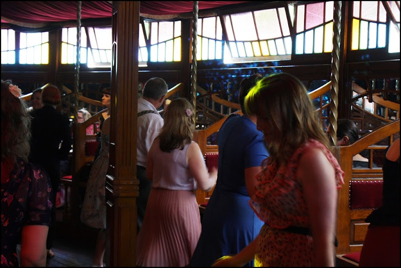 Ragroof Tea Dance, Norfolk & Norwich Festival 2016 (6)