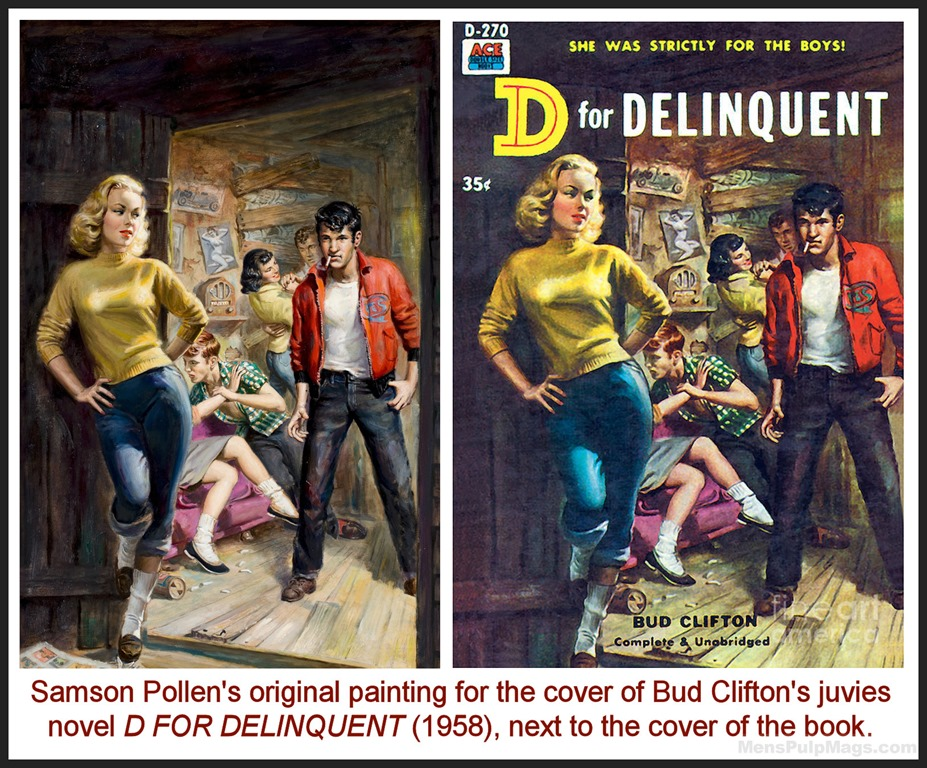 [Samson+Pollen+cover+art%2C+D+FOR+DELINQUENT]