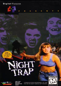 Night Trap - Review By Julio Estrada
