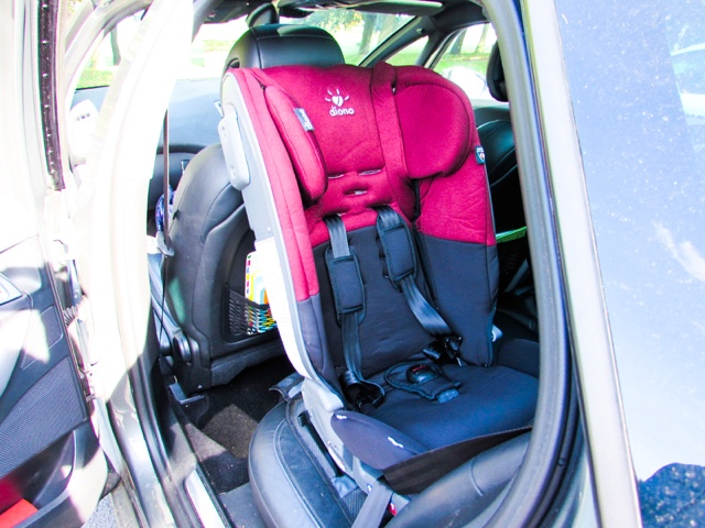 Secure Car Seat The Radian 5 Has An Impressive Amount Of Safety Features Which All Work Together To Keep Our Children Safe From When Theyre First