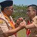 HUT Pramuka ke-57 Tingkat Kabupaten Sukabumi Pramuka Perekat NKRI