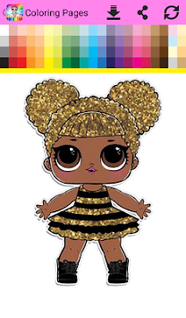 Lol Surprise Doll Coloring Pages Cozy Babe Free Free Coloring Pages