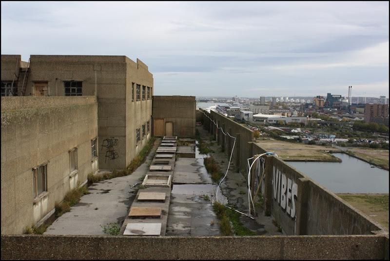 Roof to roof - Millennium Mills