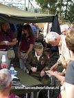 Eerde, veteranen van de 101st en 82nd airborne divisie