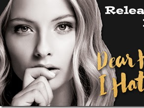New Release: Dear Heart, I Hate You by J. Sterling + Excerpt, Teaser, and GIVEAWAY