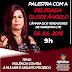 Delegada Gleide Ângelo realiza palestra em Agrestina