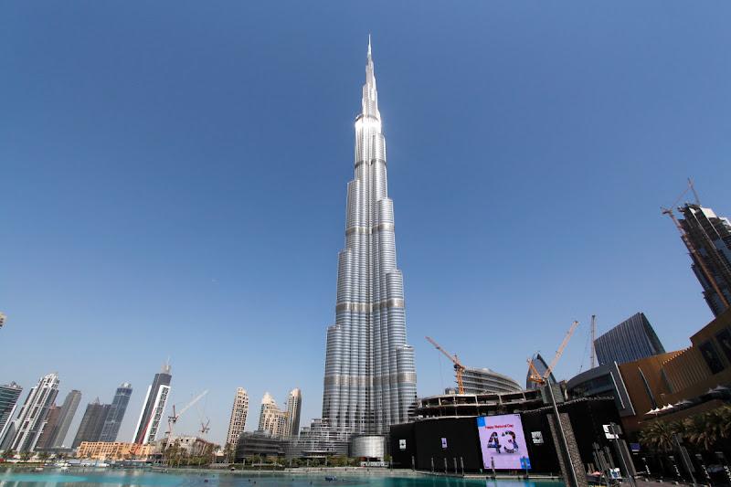 Burj Khalifa (Dubái)
