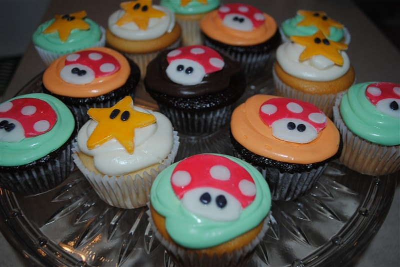 How To Make A Mario Cake Easy