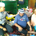 Giliran Ahmad Zailani, Penderita Kanker Mendapat Kunjungan Tim Jum'at Barokah Polresta Pekanbaru