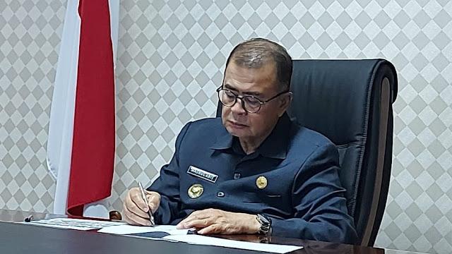 Wagub Nasrul Abit Apresiasi PNM sebagai Penyelamat UMK Ditengah Pandemi Covid-19.