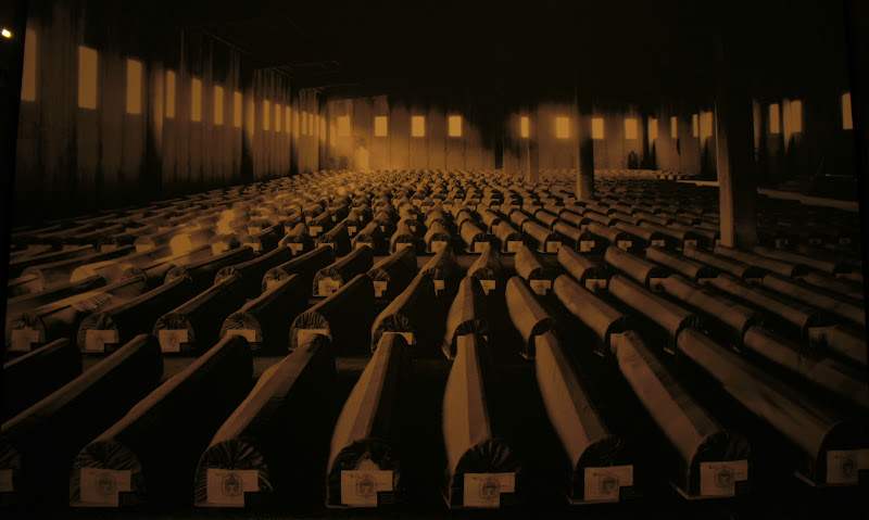 Exhibition Srebrenica
