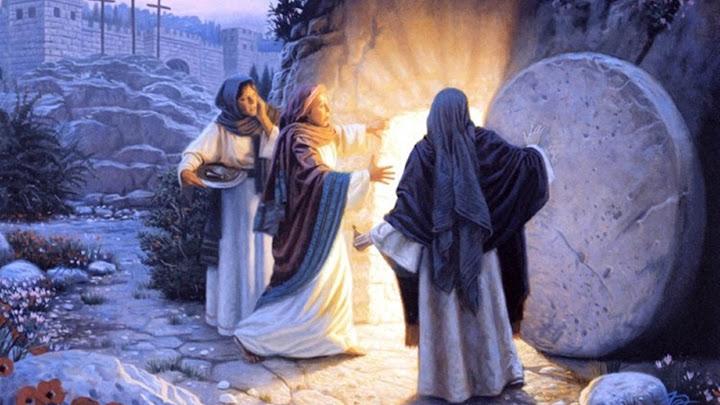 Chào chị em! (11.4.2020 – Thứ Bảy Tuần Thánh)