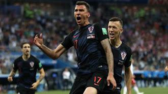 Inggris Tersingkir,Kroasia Masuk Final Lawan Perancis