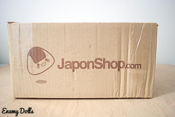 Pedido a Japonshop