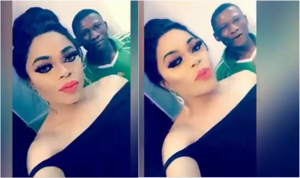 Bobrisky Calls Out His Gate-man 'Jacob' For Doing This To Him