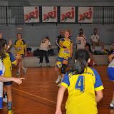 Moins de 18 féminines contre Châlon (09-10-13)