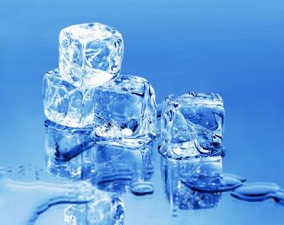 kegunaan ais untuk kecantikan dan kesihatan