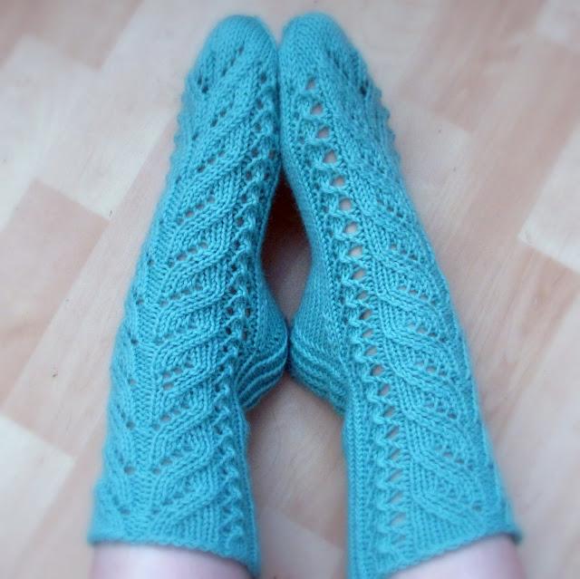 Turkoosit Kerttu -sukat