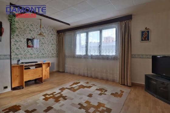 Vente appartement 4 pièces 88,47 m2