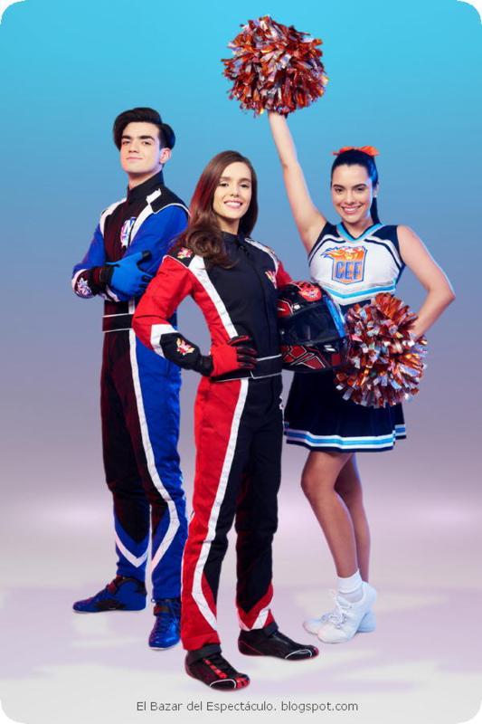 Vikki, Max y Kira - Vikki RPM - Nickelodeon.jpeg