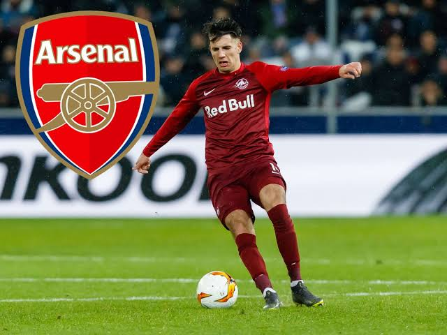 Gunners plot £9m for midfield Maestro