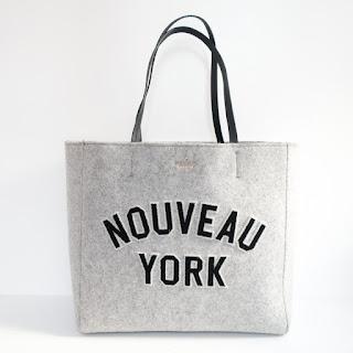 Kate Spade Nouveau York Tote Bag