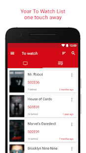 SERIST - Your TV Show Tracker- screenshot thumbnail