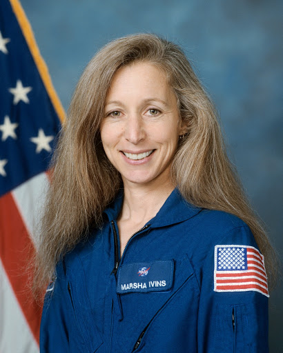 Official portrait of Astronaut Marsha Ivins