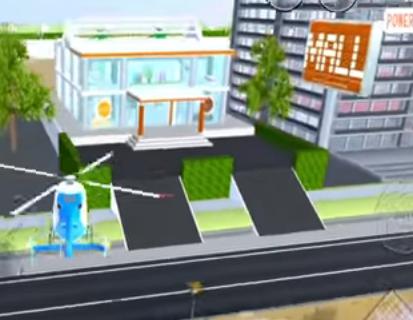 ID Mall Di Sakura School Simulator