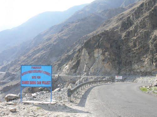 Diamer-Bhasha Dam Worlds' Highest Underconstruction  RCC Dam
