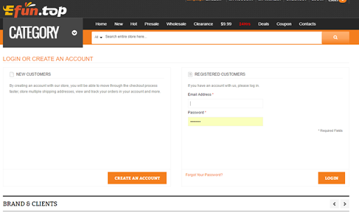 regist thumb2 - 【TIPS】海外購入解説#05海外購入簡単です!Efun.topでお得なVAPE新着商品を入手しよう【VAPE/電子タバコ/海外ショップ】