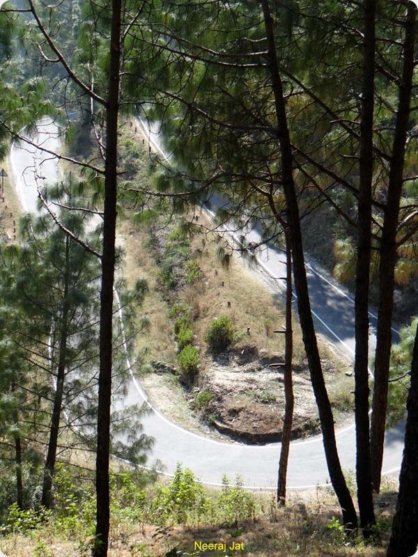 Kotdwar Lansdown Road