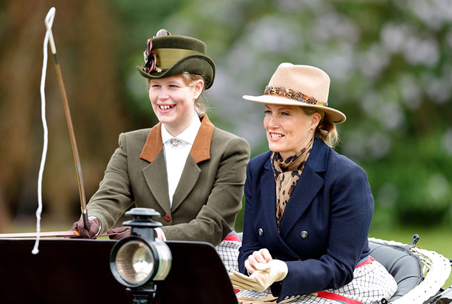 Sophie Wessex shares Rare Insight into 'Confident' daughter Lady Louise Windsor