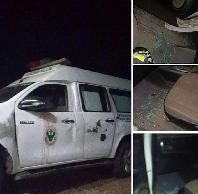 """Nyaris"" Hilangkan Nyawa Nakes, Sesepuh GMNI Alor Desak Polres Alor Tangkap Pelaku Pengrusakan Ambulance"