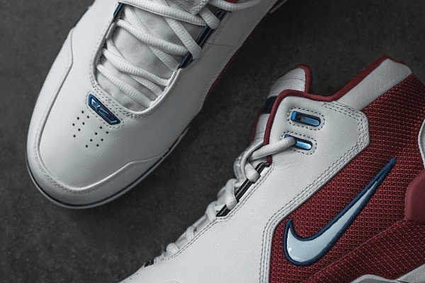 Nike Air Zoom Generation Retro Dropped Today in Limited Numbers