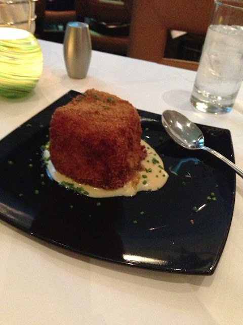 Deep Fried Mac 'n Cheese at Chart House