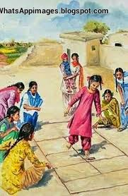 Punjabi Childhood Games Pics Free Download