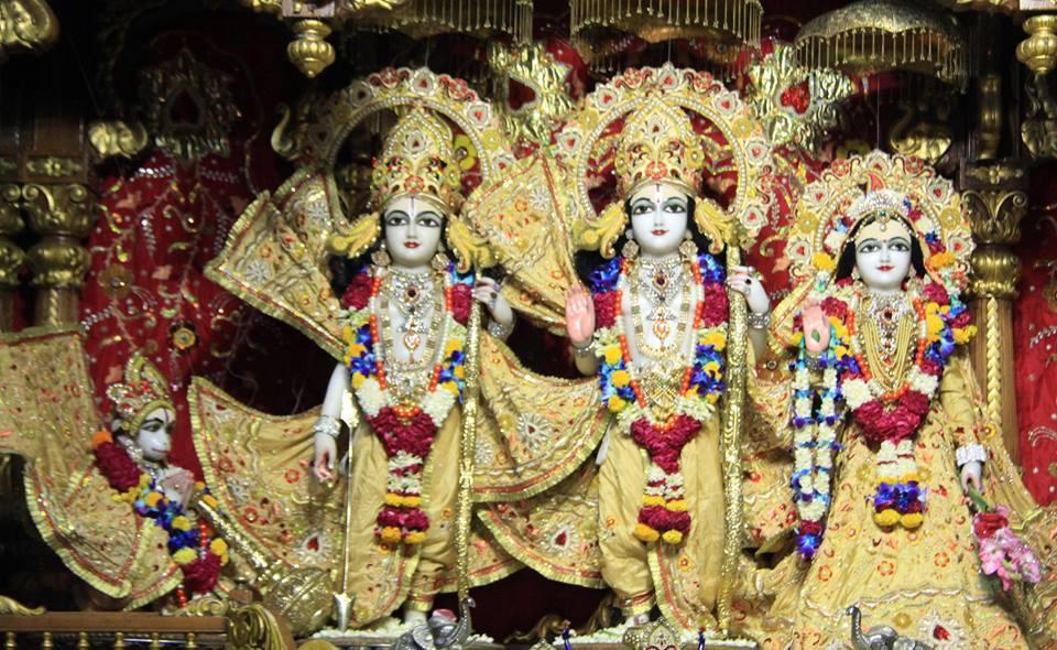 ISKCON Delhi Deity Darshan 29 May 2016 (5)